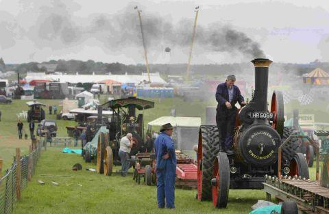 Great Dorset Steam Fair set to roll into Blandford Forum