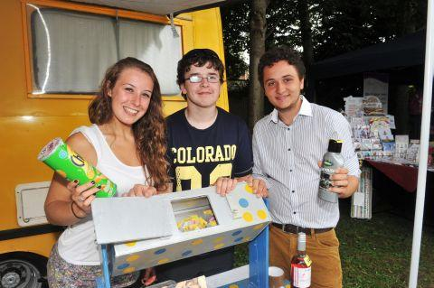 Puriton Party in the Park draws top acts