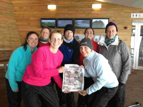 £5,000 raised as Bridgwater friends tackle the Three Peaks