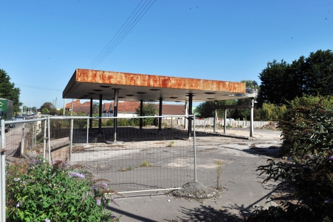 Bristol Road eyesore set to stick around