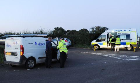 Bridgwater Mercury: Police appeal near the scene where the body of Catherine Wells-Burr was found