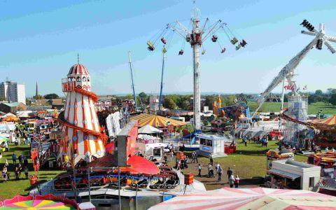 The return of Bridgwater Fair