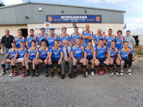 Bridgwater Mercury: Match report: Wyvern 43, Morganians 5