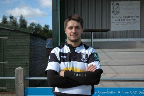 Bridgwater Mercury: Russell Williams scored Pethy's first try