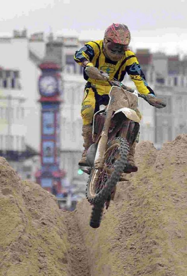 Bridgwater Mercury: Motocross brothers keep success in the family