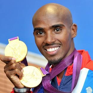 Mo Farah said it will be nice to 'compete in a different environment' when he takes part in the BBC's Superstars