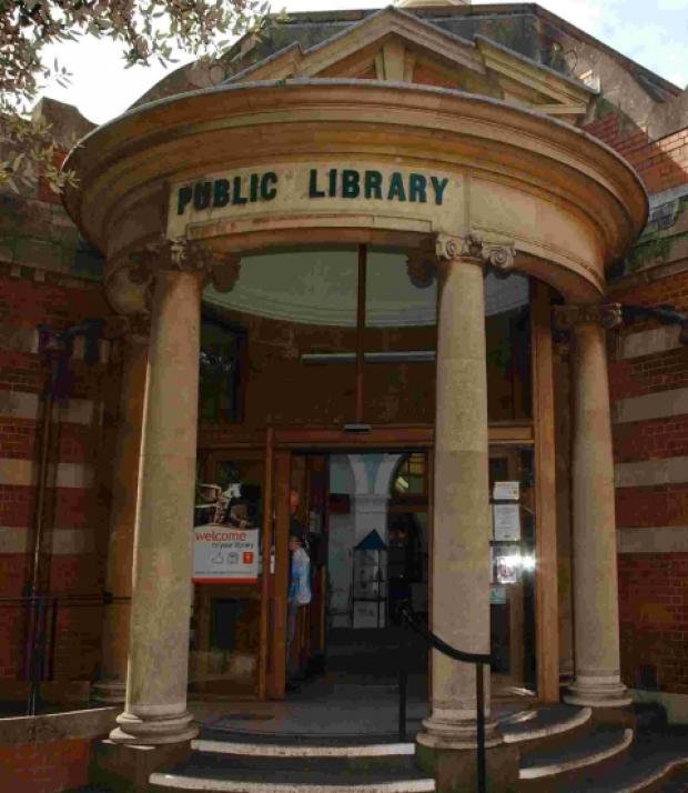 Bridgwater Library
