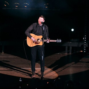 James Arthur's single Impossible looks set to top the charts this weekend