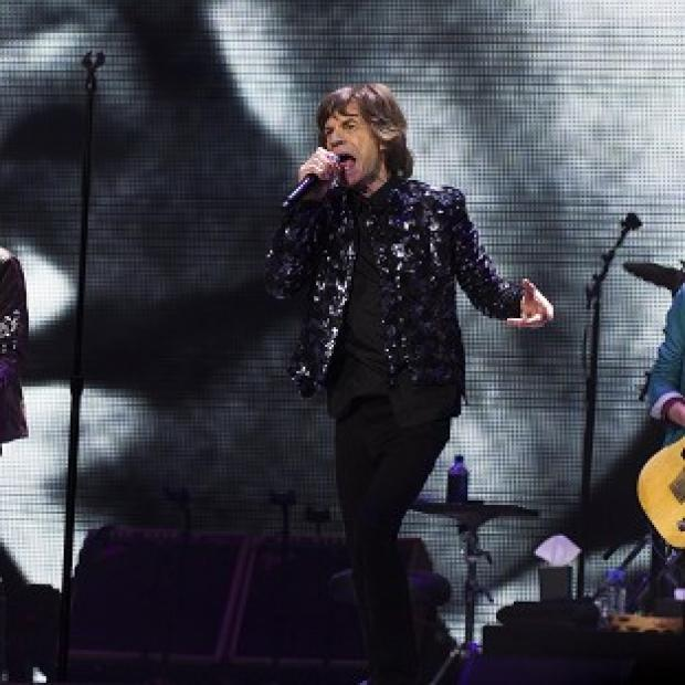 The Rolling Stones are set to share the stage with Lady Gaga