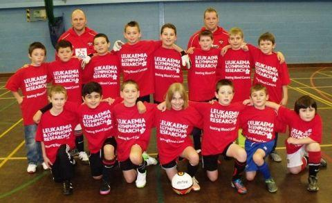 Bridgwater Panthers T-shirt boost for fundraising efforts