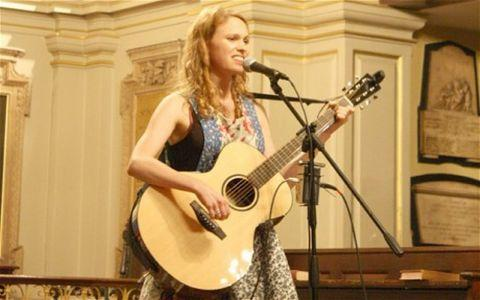 Listen to Louise at Bridgwater Arts Centre