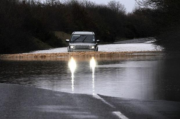 Have your say ahead of Somerset flood summit
