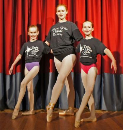 Young dancers poised to make stage debut at the Playhouse, Burnham