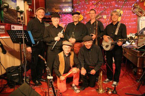 Foot-tapping Dixieland Jazz in Cannington, near Bridgwater