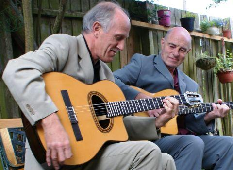 Gypsy Jazz at Cossington Village Hall
