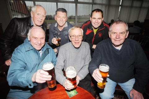 A reunion for former players was held at the club last Saturday. PHOTO: Steve Richardson