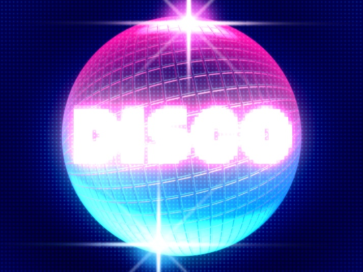 TIME for disco!