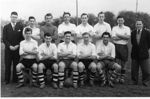 Those Were The Days: Bridgwater Rovers take on Taunton