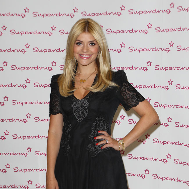 Bridgwater Mercury: Holly Willoughby