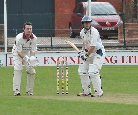 MITCH Windsor scored 50 for Bridgwater