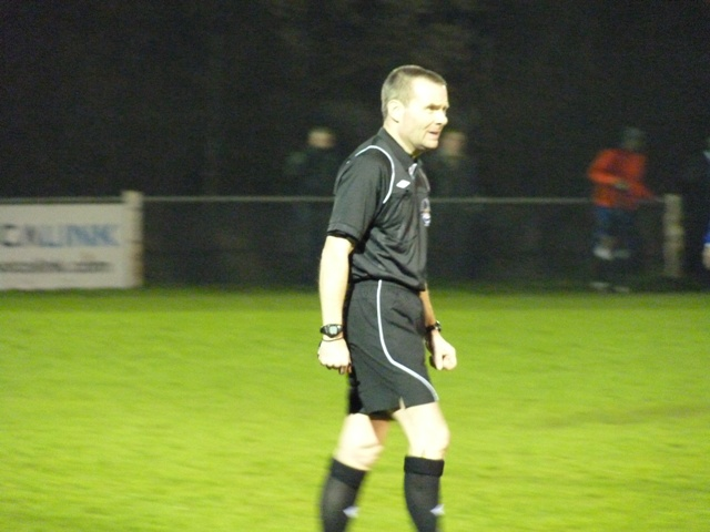 Somerset County Football League referee training