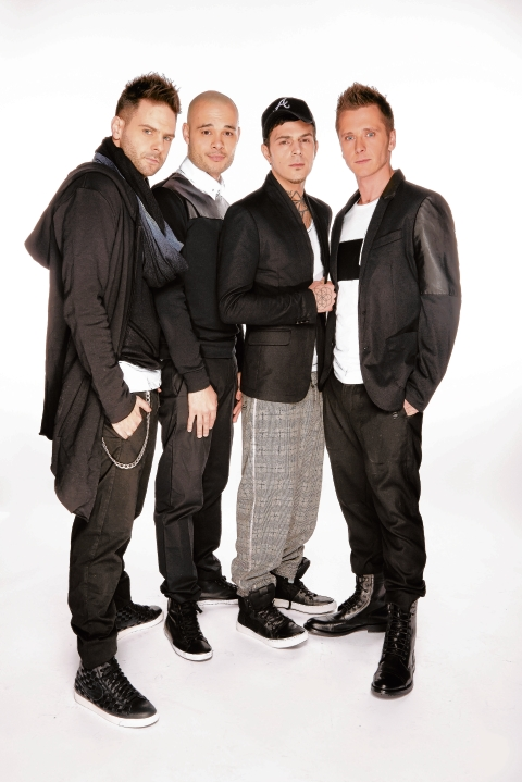 5IVE are coming to Somerset.