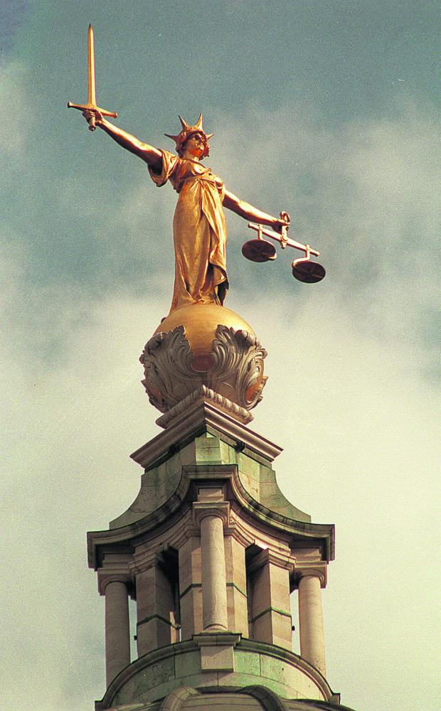 Bridgwater Mercury: The scales of justice.
