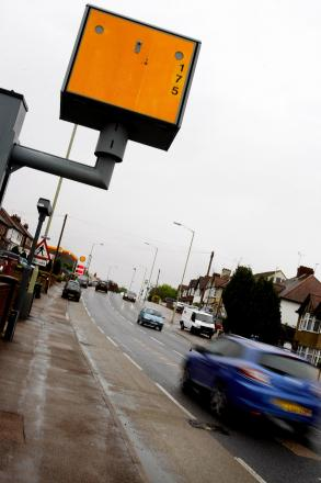 Speed cameras to be switched on across Somerset