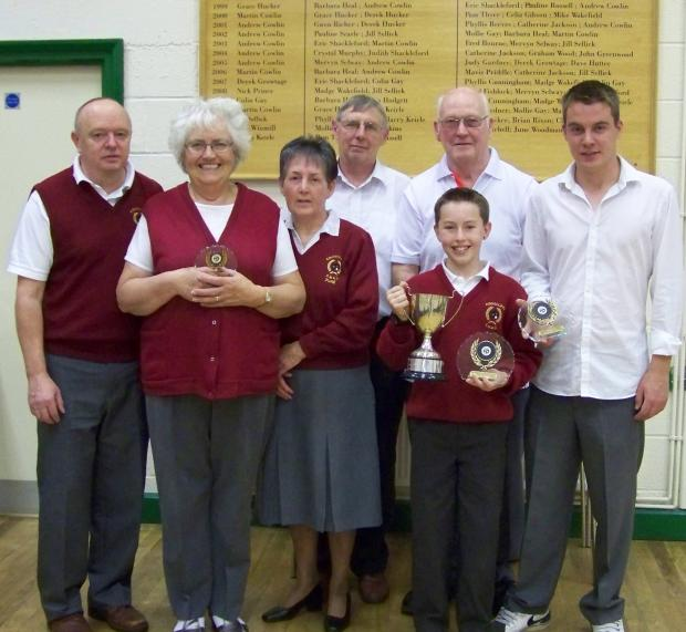 BOWLS: Kingscliffe back to winning ways