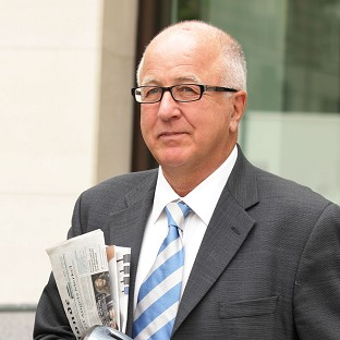 "Former MP Denis MacShane admitted false accounting by putting in fake receipts for £12,900 of ""research and translation"" services"