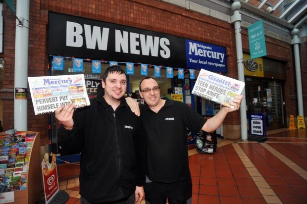 BW News collecting empty printer catridges for new hospital