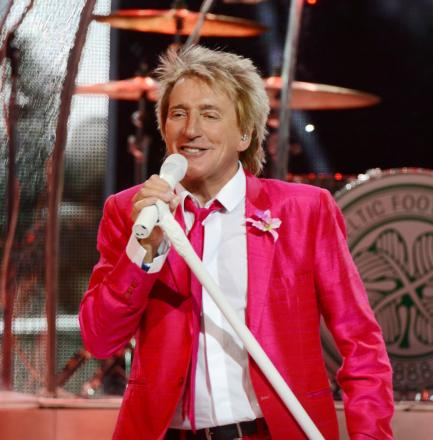 Tickets still available for Taunton Rod Stewart gig