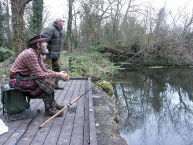 ANGLING: Good catches on reservoirs