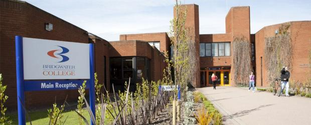 BRIDGWATER College hopes work will start at the end of January.