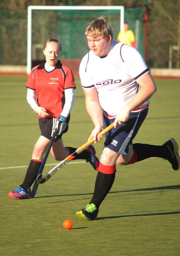Bridgwater Mercury: THE BIG MATCH - Hockey's battle of the sexes