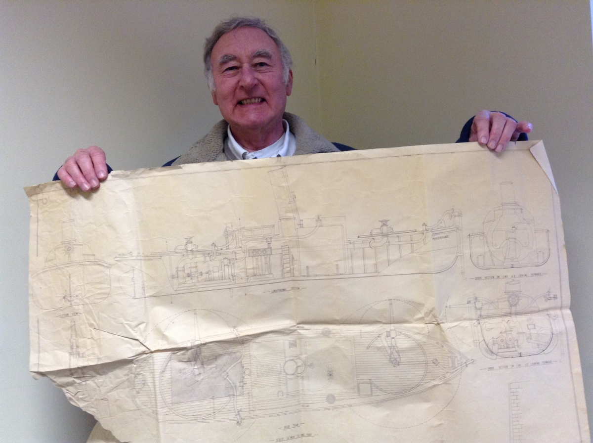 History buff reveals pre-war solution to River Parrett problems