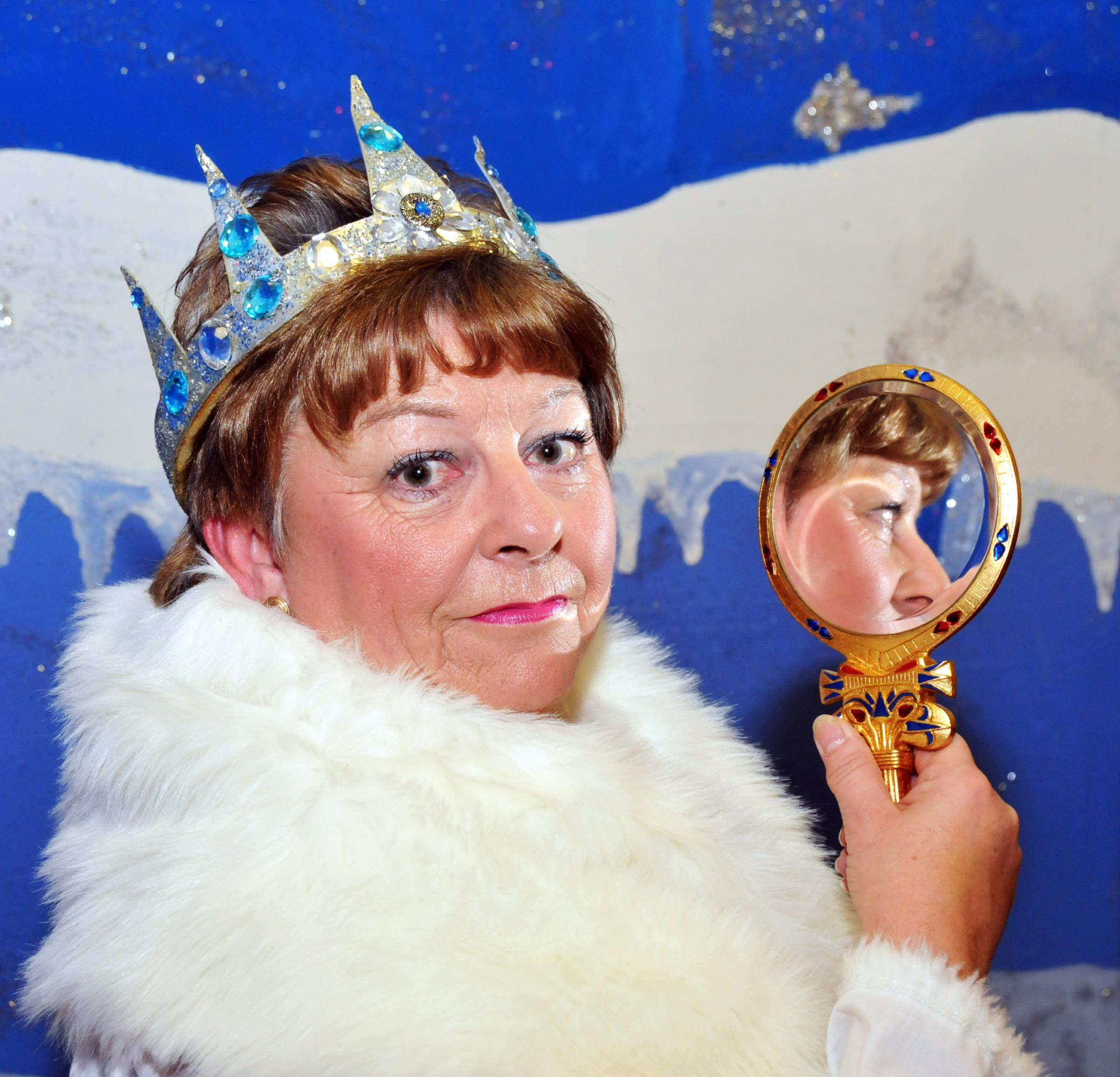 MARGARET Robinson stars in, and wrote, The Snow Queen.