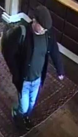 Man wanted over Somerset hotel spa thefts