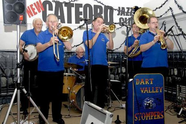 THE Dart Valley Stompers.