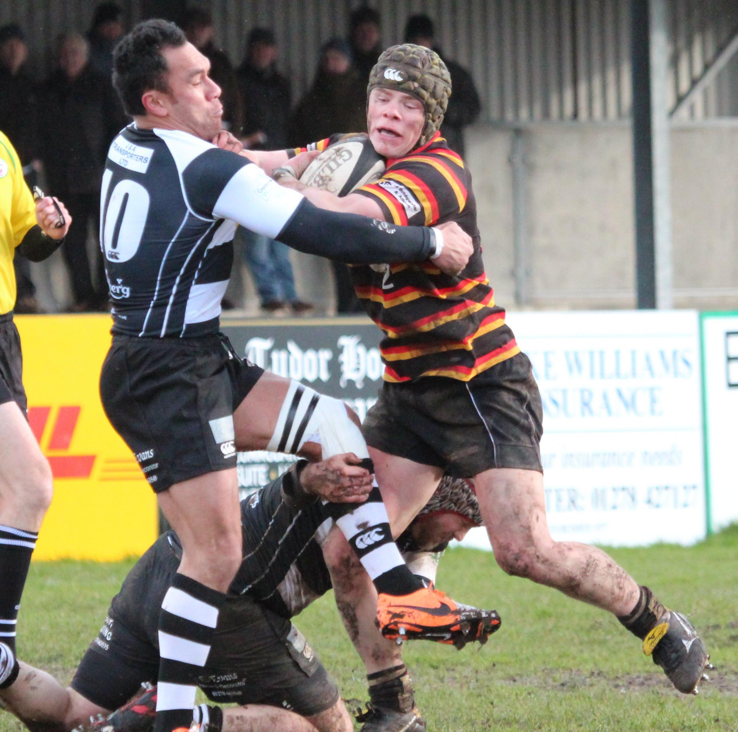 Bridgwater & Albion power to derby-day victory