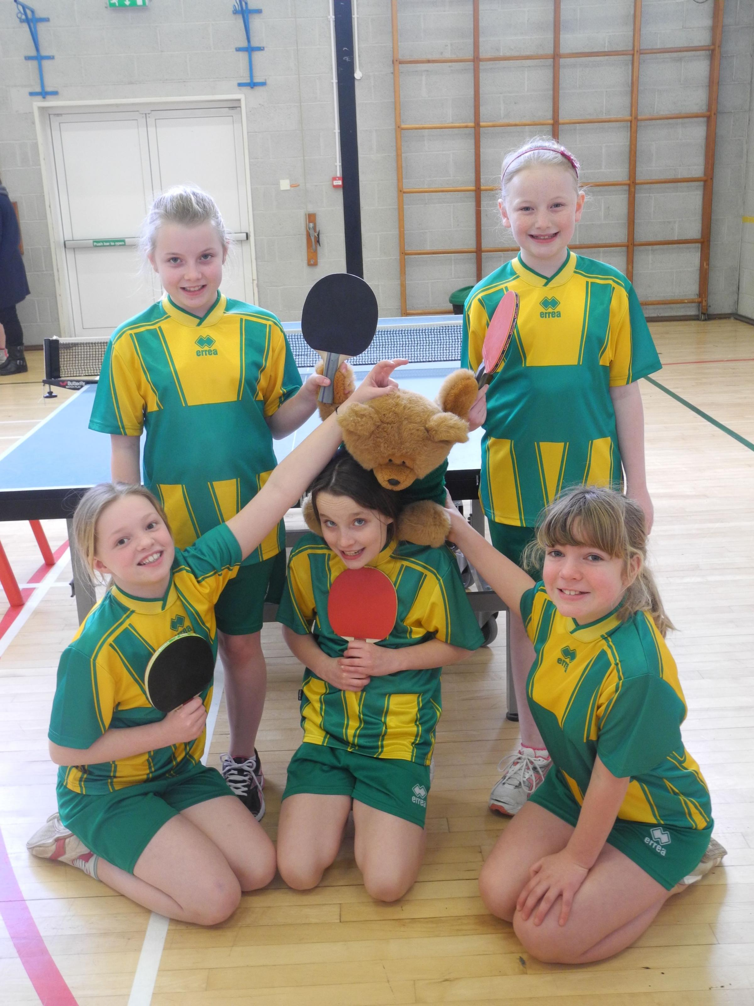 TABLE TENNIS: Enmore Primary School triumph at National Championships