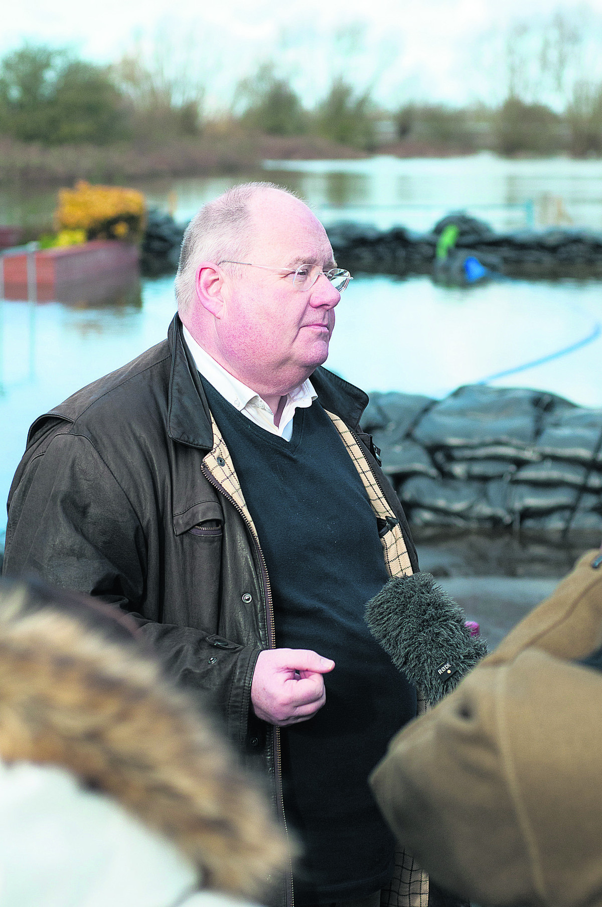 SOMERSET FLOODS: Dredging could be