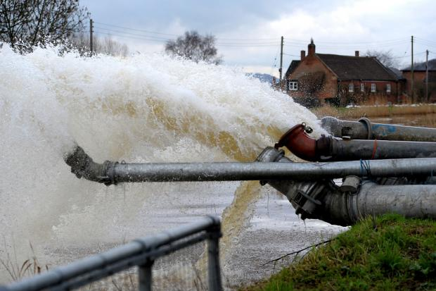 First draft of Somerset flood action plan debated