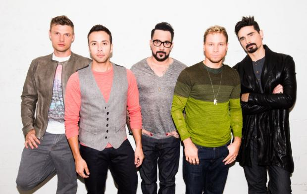 THE BACKSTREET BOYS are playing Weston Beach in June.