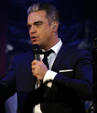 See Robbie Williams in Sedgemoor
