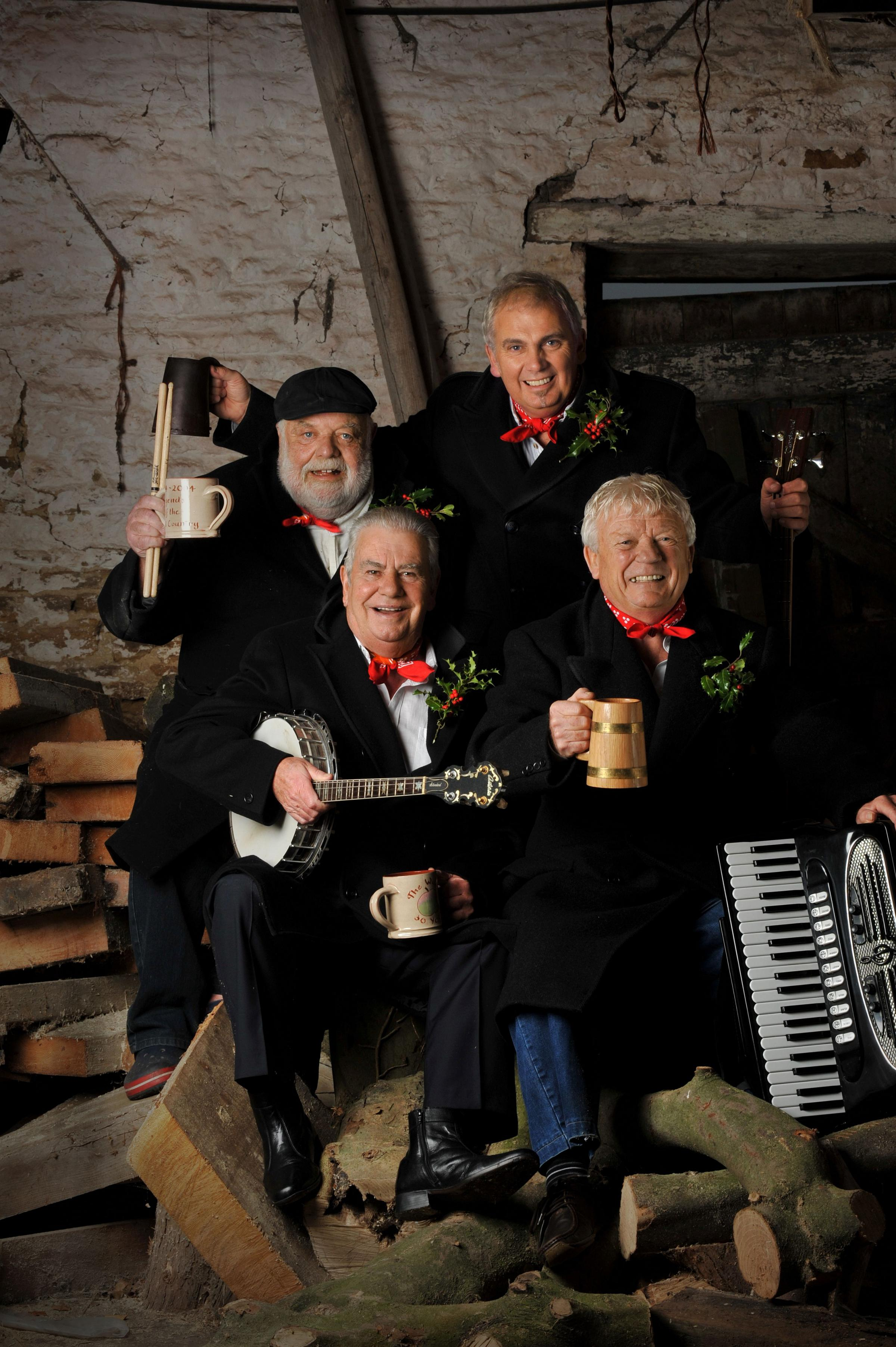 The Wurzels.