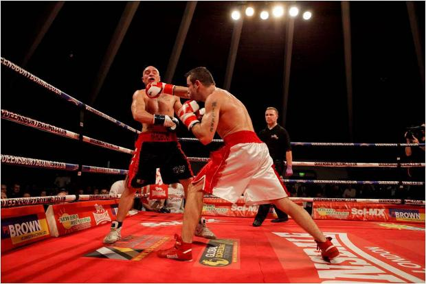 BOXING: Judges rule in Isaacs