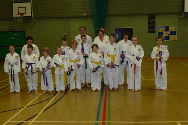 Bridgwater Mercury: KARATE: Southern Shotok