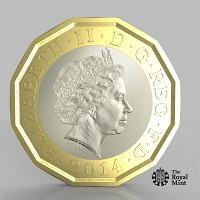 Bridgwater Mercury: The new one pound coin announced by the Government will be the most secure coin in circulation in the world (HM Treasury/PA)