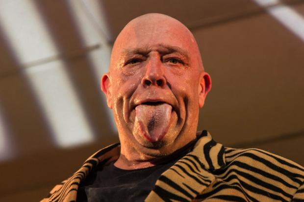 BUSTER Bloodvessel. PHOTO: Cliff Taylor of Blink360 Photography.